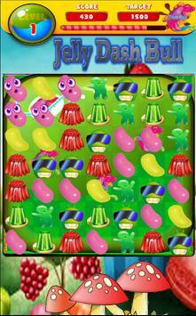 Jelly Bulll Game screenshot 1