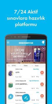 Ordinaryus - LYS YGS KPSS TEOG poster