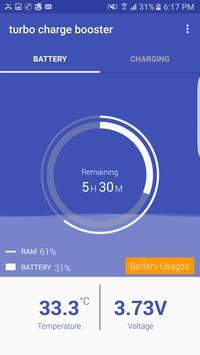 turbo charge booster screenshot 1