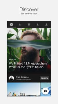 EyeEm - Camera & Photo Filter poster