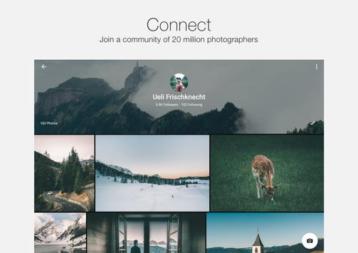 EyeEm - Camera & Photo Filter apk screenshot