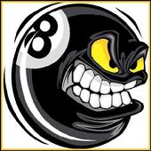 8 Ball Billiard icon
