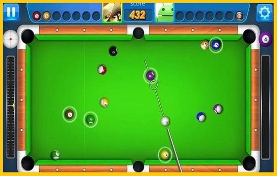 8 Ball Billiard screenshot 2