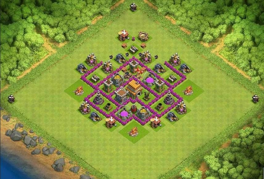 Base Map Coc Th 6 1