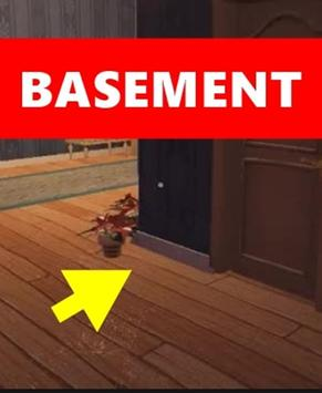 😍 what's in your basement Hello Neighbor images poster