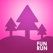 Jacaranda River Fun Run icon