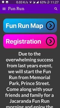 Jacaranda River Fun Run screenshot 1