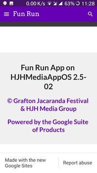 Jacaranda River Fun Run screenshot 2