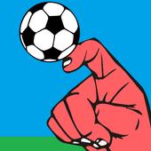 Tap the Ball Zeichen