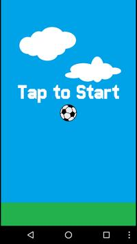 Tap the Ball Poster