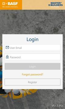 BASF Order App apk screenshot