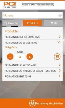 Order App PCI screenshot 3