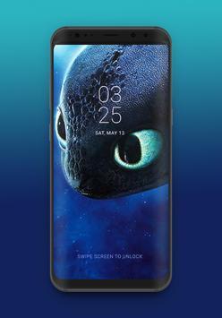Dragon 3 Wallpapers 2018 screenshot 3