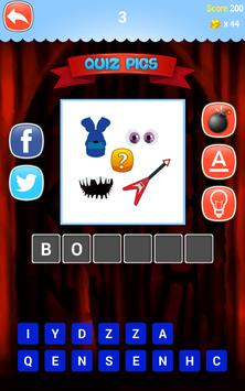 Quiz Pics FNAF screenshot 11