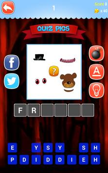 Quiz Pics FNAF screenshot 1