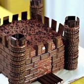 Башня из тортов icon