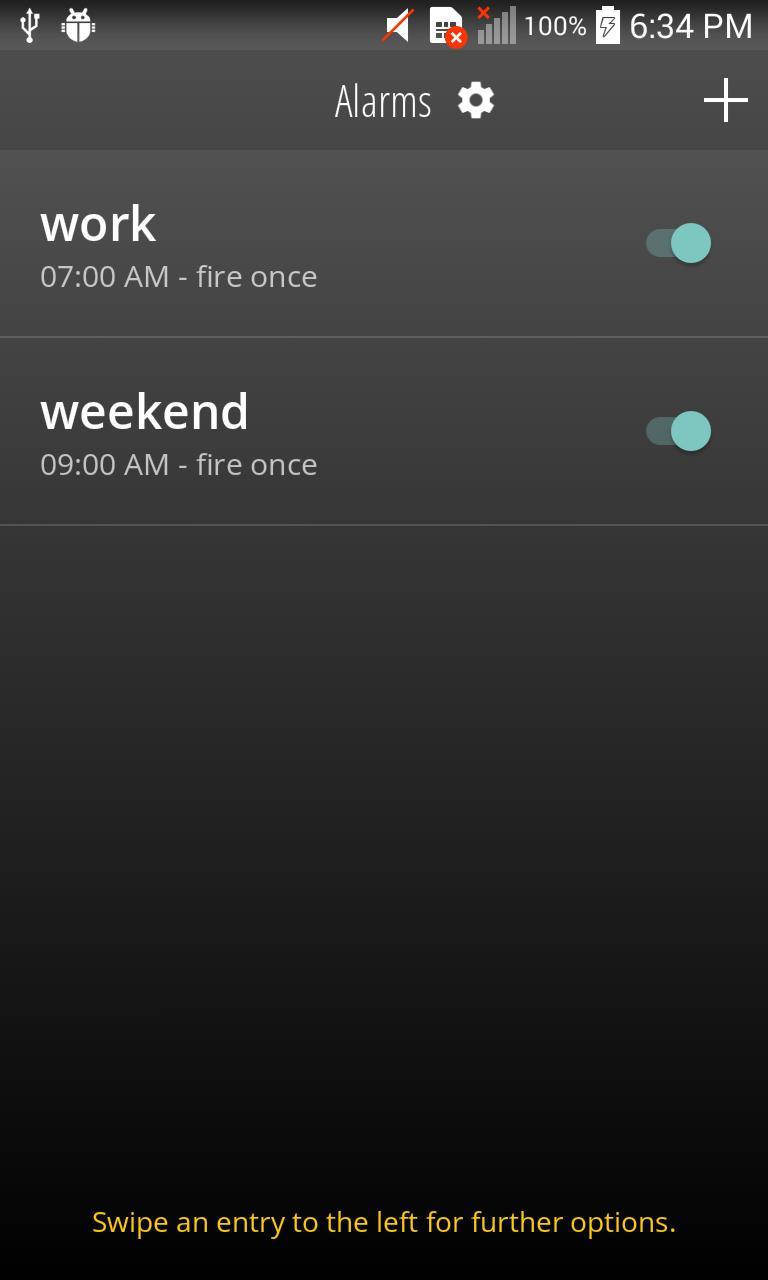Simple Alarm Clock - most reliable app for Android for Android - APK