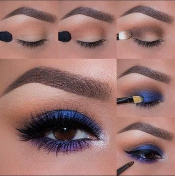 Basic Eyeshadow Look poster