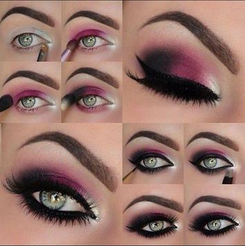 Basic Eyeshadow Look screenshot 1