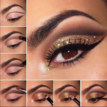 Basic Eyeshadow Look screenshot 3