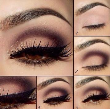 Basic Eyeshadow Look screenshot 4