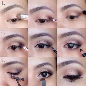 Basic Eyeshadow Look screenshot 5