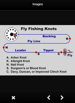Basic fishing knots for beginners apk screenshot
