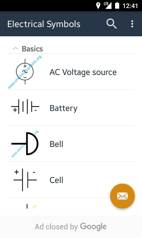 Electrical Symbols for Android - APK Download