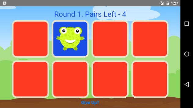 Basic Pairs screenshot 1