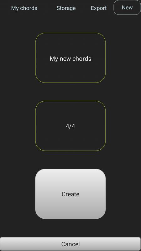 Chord Progression Maker APK Download - Free Music & Audio APP for ...