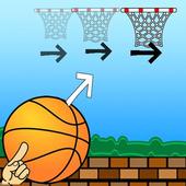 EasyFingerBasketball FreeThrow icon