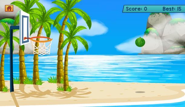 Basket Watermelon screenshot 1