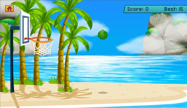 Basket Watermelon screenshot 4
