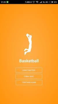 Basketball Ebook poster