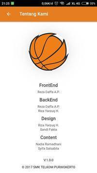 Basketball Ebook screenshot 1