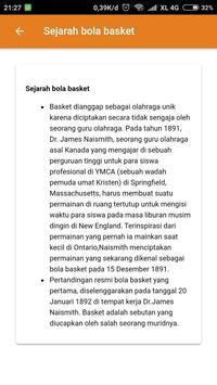 Basketball Ebook screenshot 2