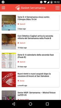 Atletica Serramanna Basket poster