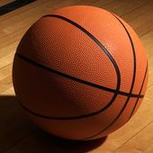 basketball ball live wallpaper icon