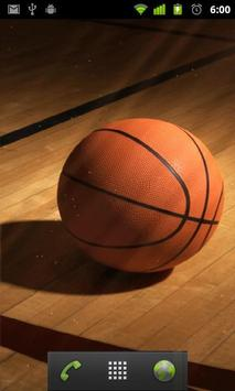 Lwp 籃球球 截圖 1