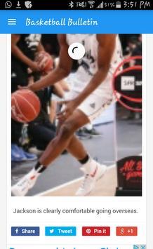 BasketballBulletin poster