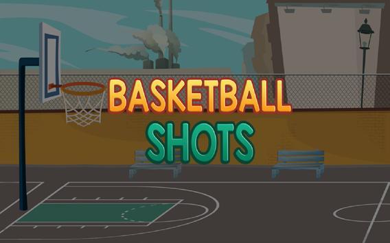 Basketball Shots poster