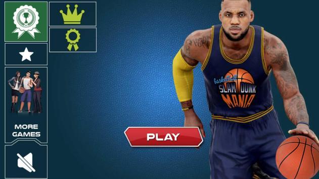 Slam Dunk Mania : Basketball screenshot 13