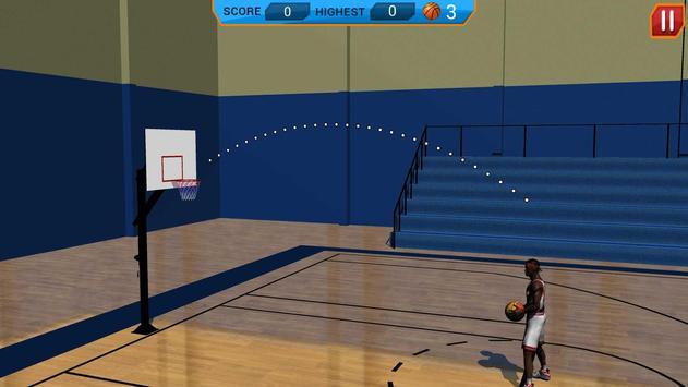 Slam Dunk Mania : Basketball screenshot 16