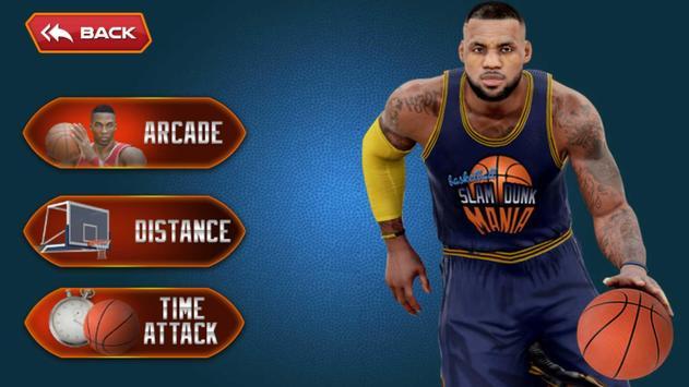 Slam Dunk Mania : Basketball screenshot 1