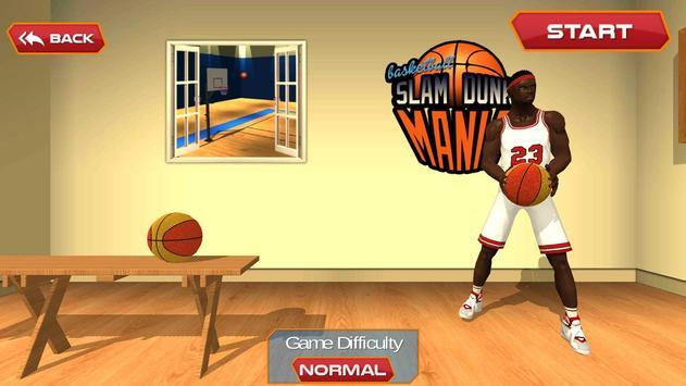 Slam Dunk Mania : Basketball screenshot 8