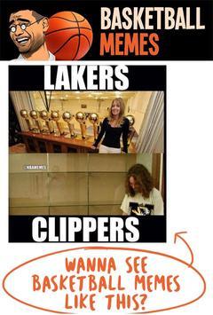 Basketball Meme 2017 apk screenshot