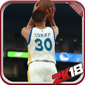 Guide for NBA 2K18 Live Mobile MyNba2K18 icon