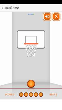 Basketball Shoot : Basketball Skills Game screenshot 1