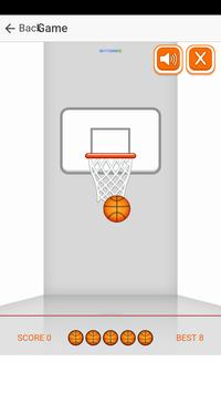 Basketball Shoot : Basketball Skills Game screenshot 2