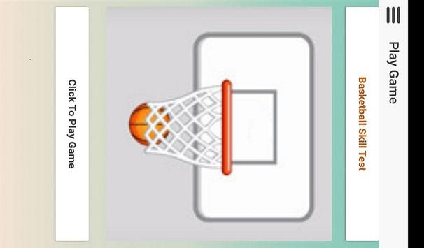 Basketball Shoot : Basketball Skills Game screenshot 5